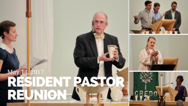 Resident Pastor