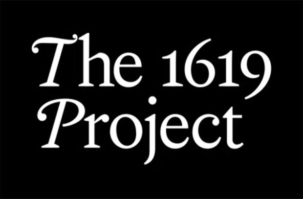 The 1619 Project Logo